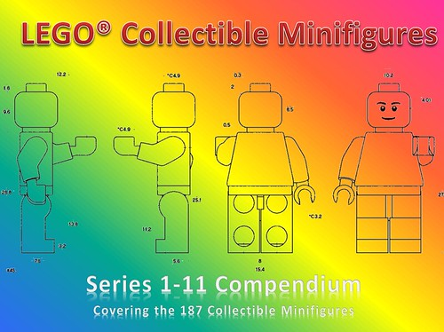 LEGO Collectible Minifigures Compendium