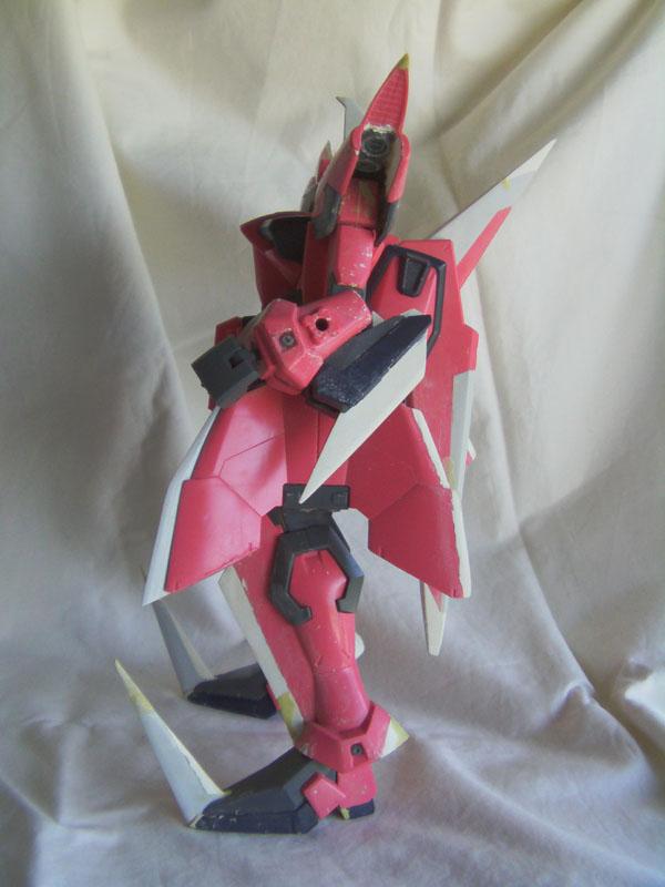 Aegis Gundam Left Side