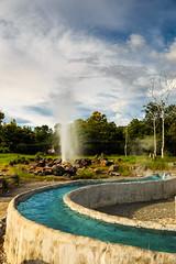 Sankamphaeng Hot Springs, Chiangmai, Thailand
