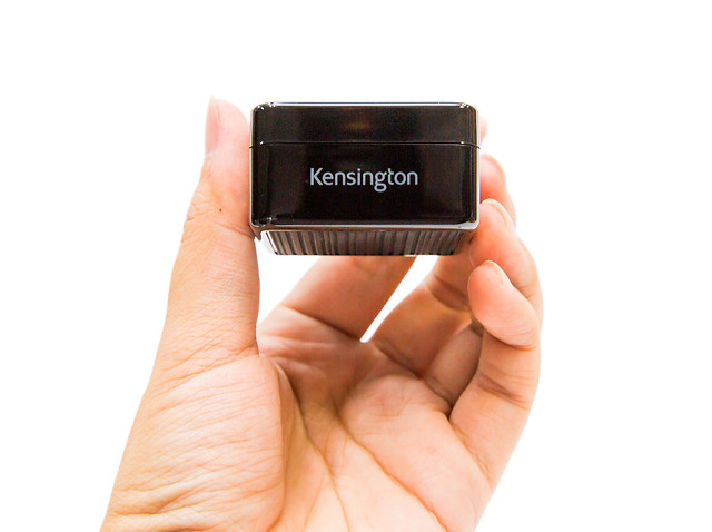 Kensington 4.2A 雙槽充電器,旅充 / 車充 雙開箱 @3C 達人廖阿輝