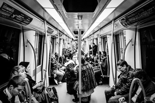 Metro - Madrid