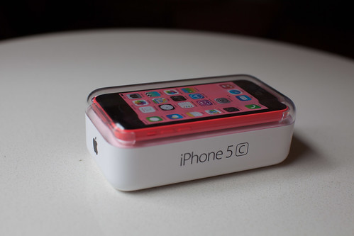 iPhone 5C Packaging