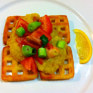 9867476273 974f68aa47 n Potato waffles are a thing? Vegan finds, compulsive purchasing...
