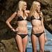 Nikon D800 Photoshoot of Twin Sister Bikini Swimsuit Model Goddesses by 45SURF Hero's Odyssey Mythology Landscapes & Godde