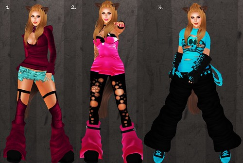 Virtual Attire Outfits Final