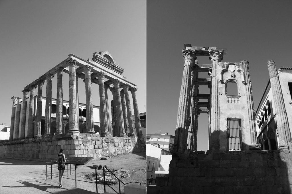 Templo de Diana_intervención entorno_José María Sánchez García_RESTAURACIÓN