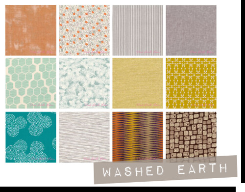 Washed Earth mosaic contest