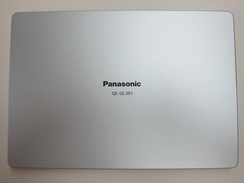 Panasonic - USB Portable Power 10,260mAh (QE-QL301) - Front