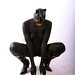 Catwoman Bodypainting
