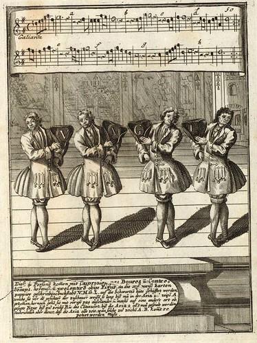 012- Neue und curieuse theatrialische Tantz Schul…1716- Gregory Lambranzi-Biblioteca Digital Hispanica