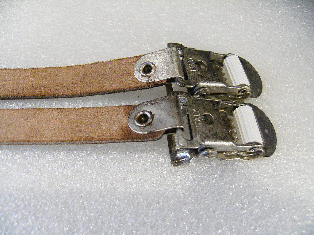 Ribal toeclips straps 007