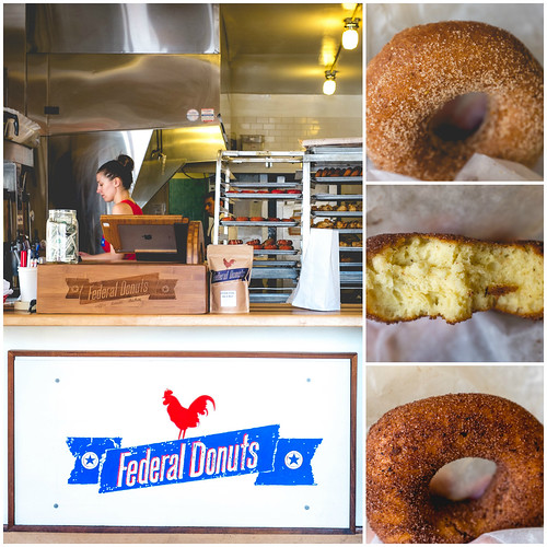 Philly Day Date: Federal Donuts