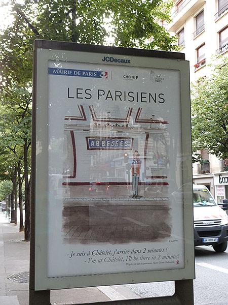 les parisiens 3