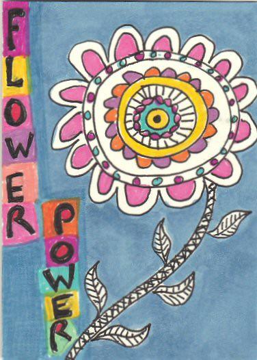Flower 4 ways 2
