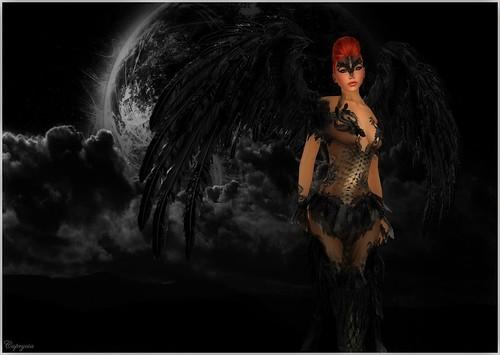 Dark Creature by Utopia... by ♥Caprycia♥
