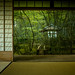 in the old hut (Takiguchi-dera temple, Kyoto) by Marser