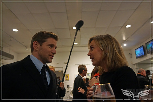 The Establishing Shot: IN FEAR PREMIERE - STAR ALLEN LEECH SURPRISES A FAN @ THE ICA PRESENTED BY STELLA ARTOIS by Craig Grobler