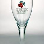 ベルギービール大好き!!【ブーン・クリークの専用グラス】(管理人所有 )