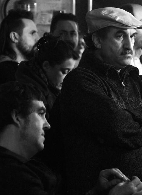 COSAS - PRESENTACIÓN EN LEÓN DEL PRIMER-ÚLTIMO POEMARIO DE FELIPE ZAPICO - GRAN CAFÉ 27.12.13