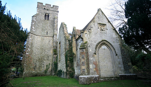 St Mary, Eastwell, Eastwell Park, Ashford, Kent
