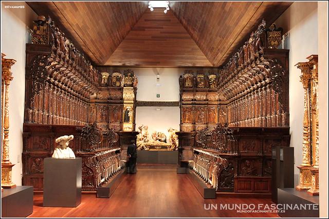 Colegio San Gregorio. Museo Nacional.