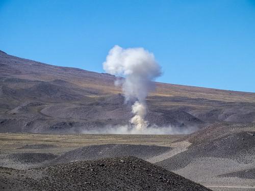chile bomba geology tnt bomb ucn geologia explosión ollagüe regióndeantofagasta detonacion