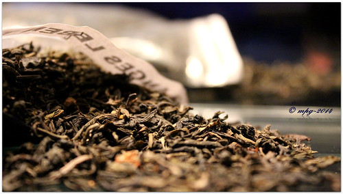 TCM-tea ... for a long healthy life