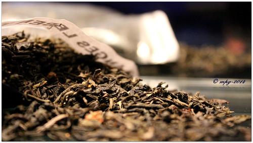 TCM-tea ... for a long healthy life