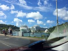 Pitons de Sainte-Lucie