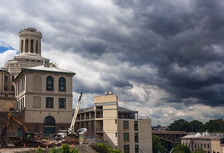 Cloudy summer day @CMU