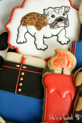 Chesty Cookie assortment.
