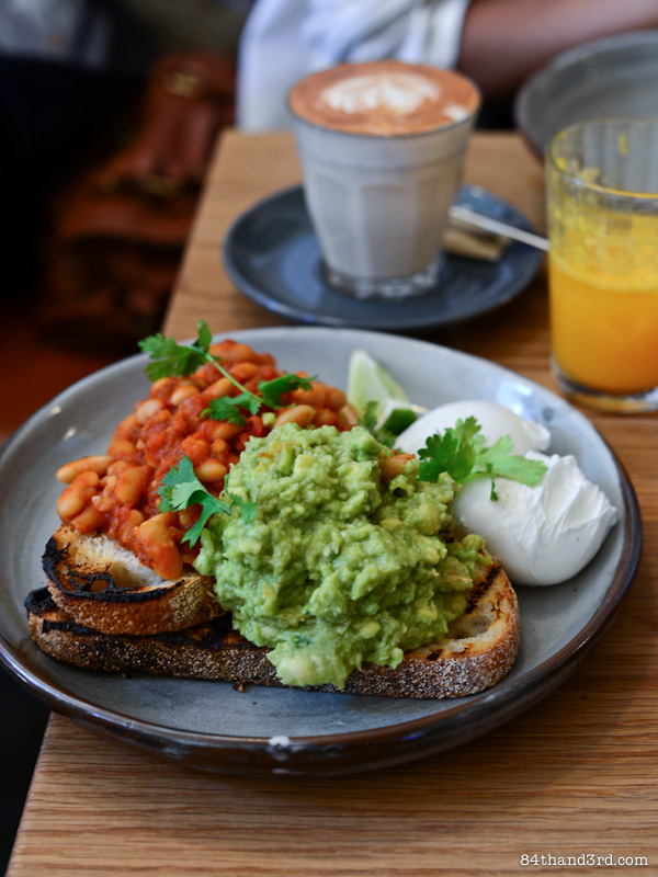 Three Williams Cafe - Sydney
