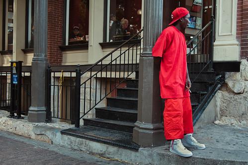 Street Corner by Jesse Acosta
