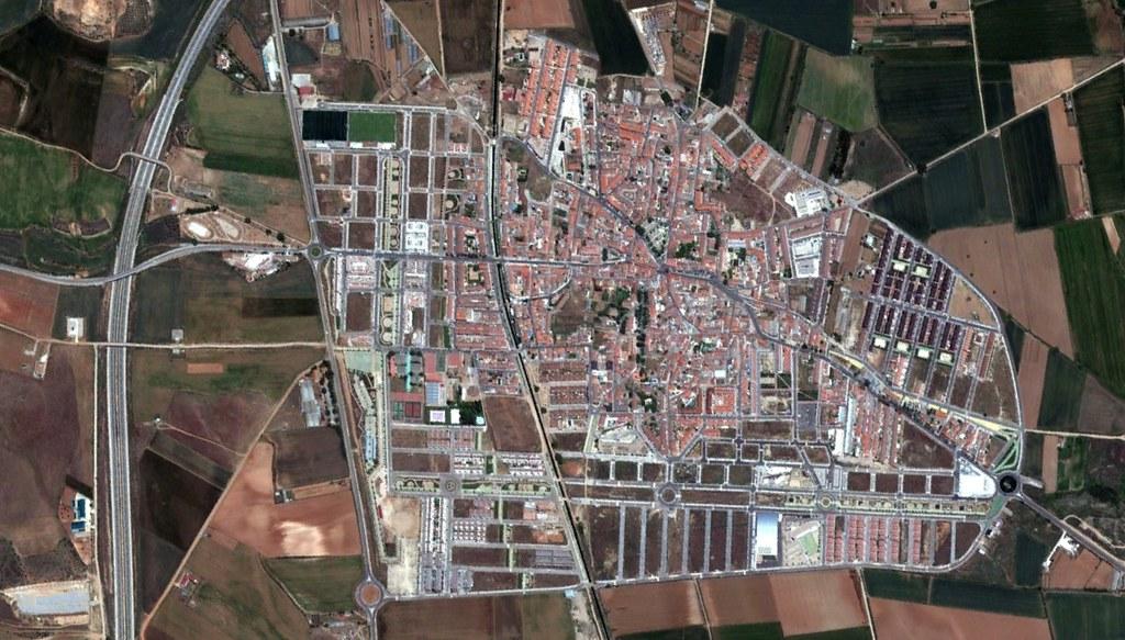 marchamalo, guadalajara, evilmarch, después, urbanismo, planeamiento, urbano, desastre, urbanístico, construcción, rotondas, carretera