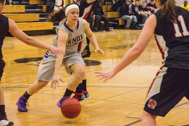 Knox College Women's Basketball 2014 | Flickr - Photo Sharing!