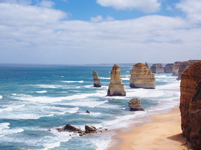 The Great Ocean Road - Twelve Apostles