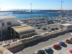 Harbour Harbor Port Hafen Fähre Ferry Boat Boot Schiff Tarifa EU
