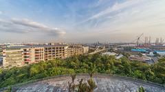 Jurong Island Overlook