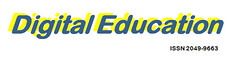Digital Education masthead