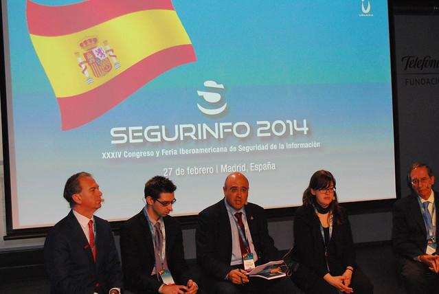 Segurinfo España 2014