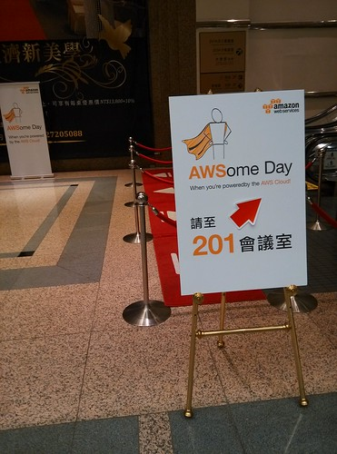 AWSome Day 2014 Taipei