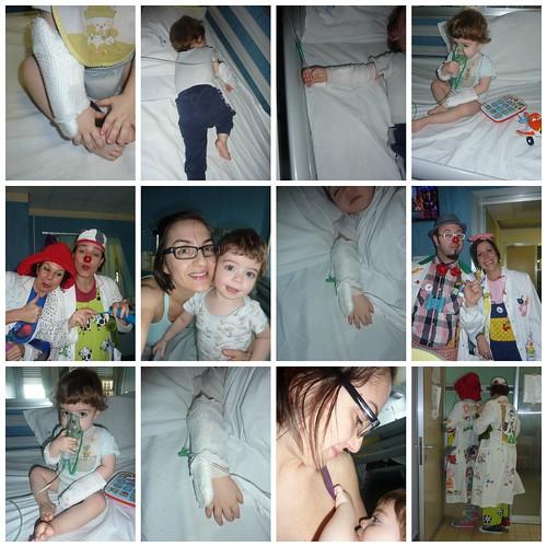 ricovero Ico Sant Eugenio Pediatria