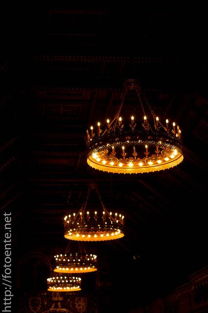 Leuchterreihe