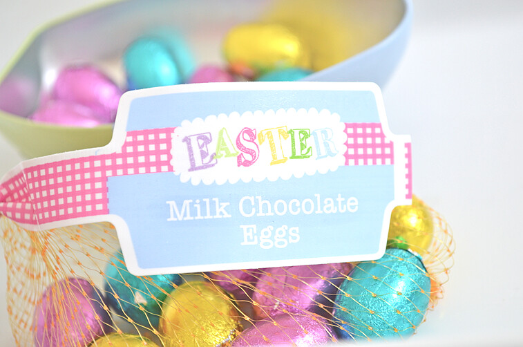 chocolate mini eggs gift boxes