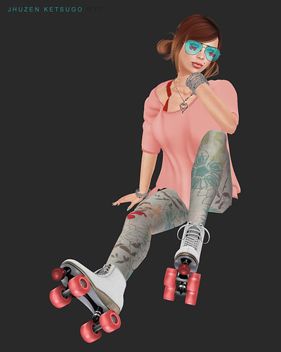 Roller Derby Doll - On Your Toes Blog