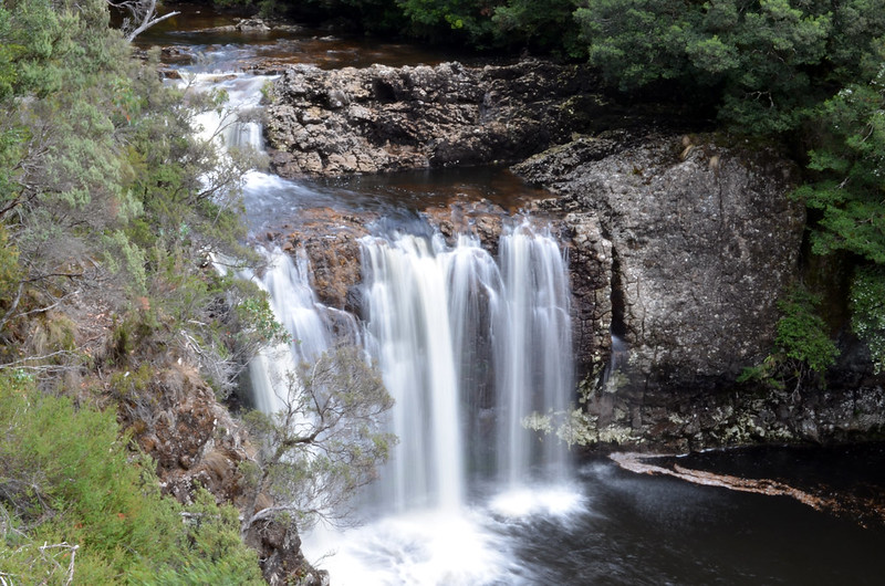 Pencil Pine Falls - Cradle Valley - Tasmania