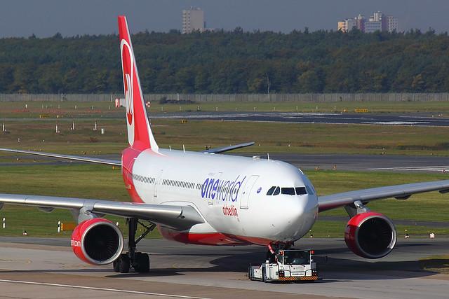 Air Berlin - A332 - D-ABXA (1)