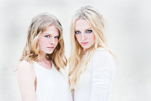 Kirsten Aalders and Danique Laken