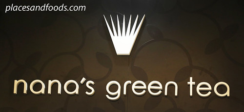 nana's green tea logo