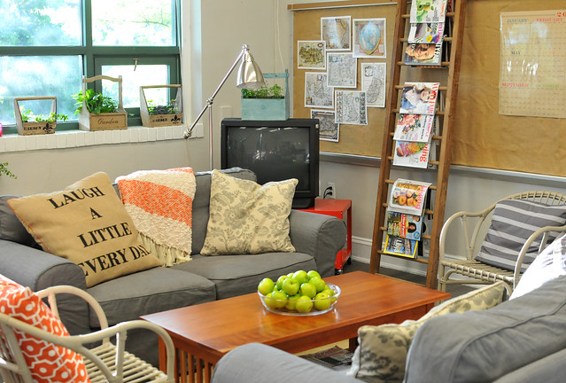 A Surprise Teachers Lounge Makeover DIY Del Ray